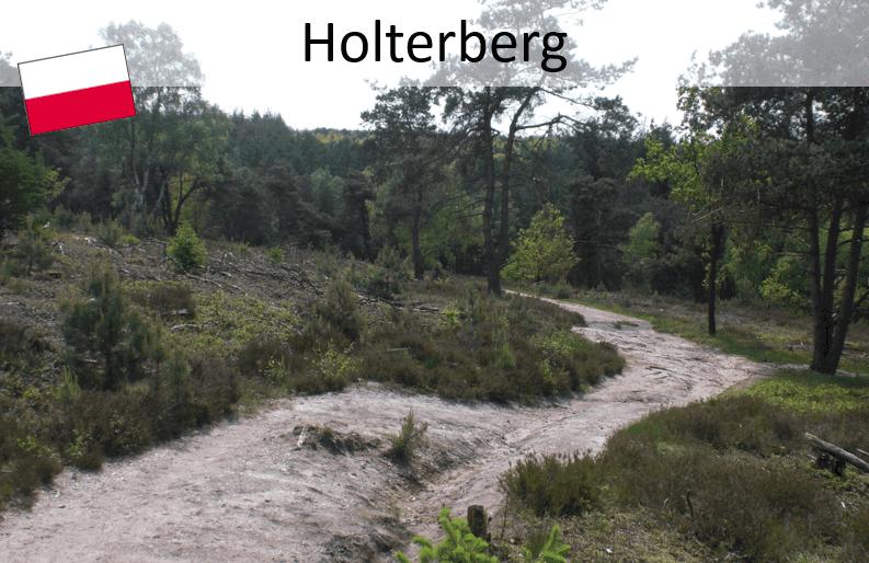 Pieterpad; Holten
