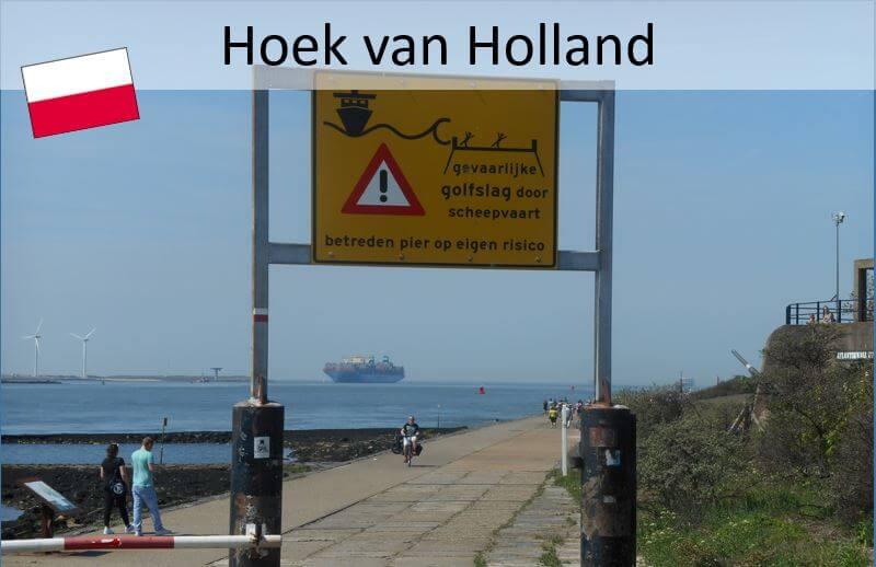 Kustpad; Hoek van Holland