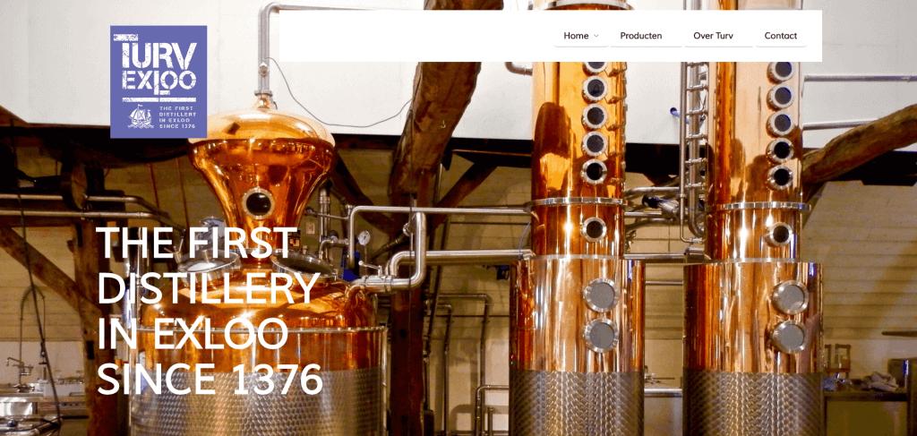 TURV  Distilleerderij Exloo