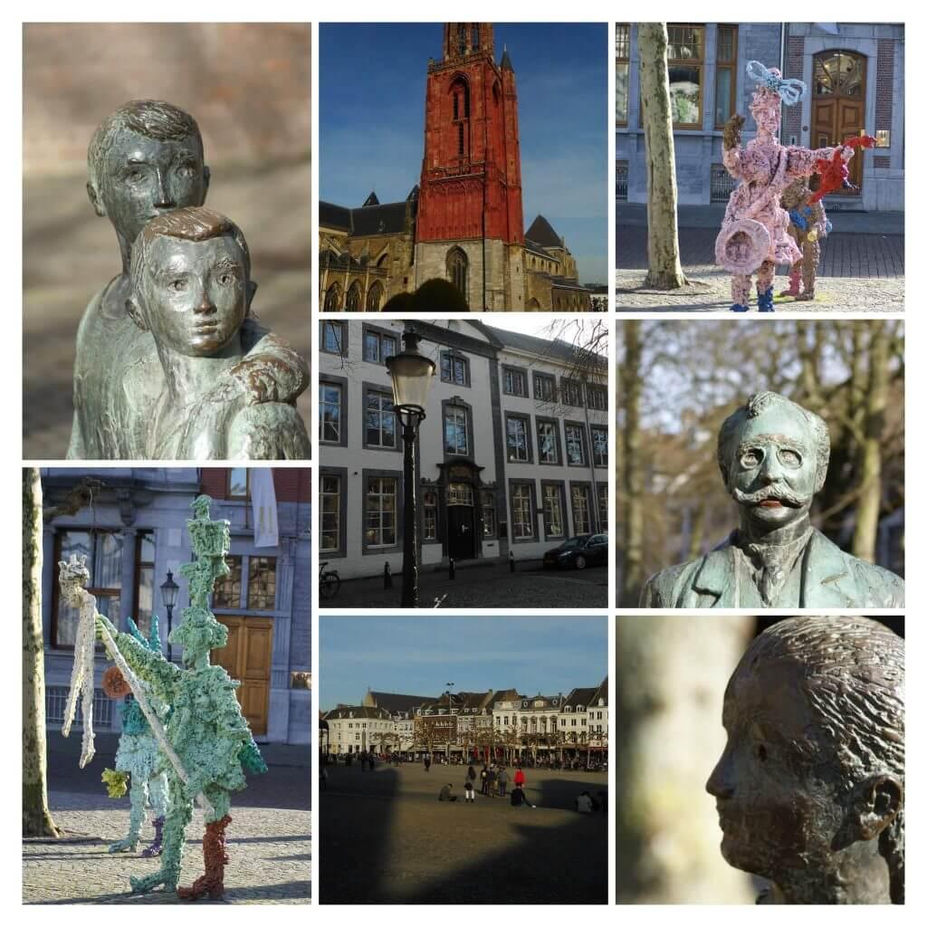Enci groeve en Maastricht